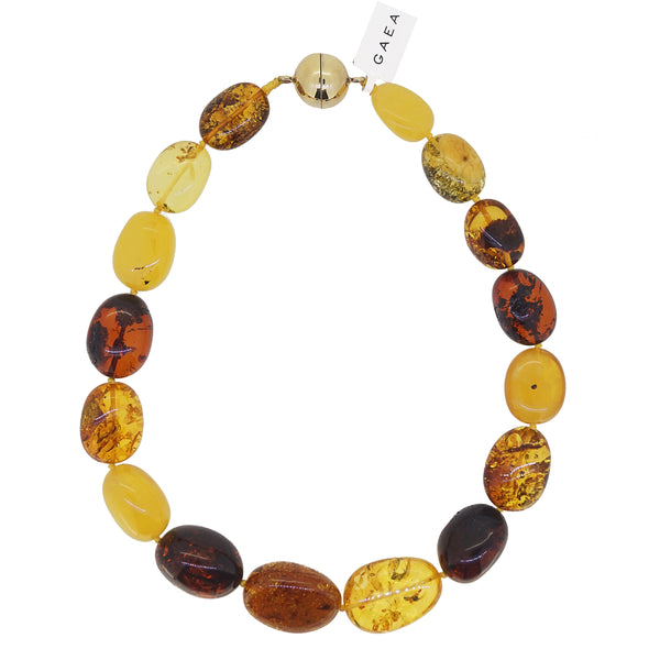 Amber Tumble (XL) - Gaea | Crystal Jewelry & Gemstones (Manila, Philippines)