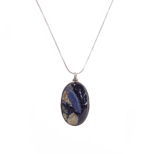 Azurite Oval - Gaea | Crystal Jewelry & Gemstones (Manila, Philippines)