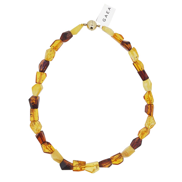 Amber Faceted Nugget - Gaea | Crystal Jewelry & Gemstones (Manila, Philippines)