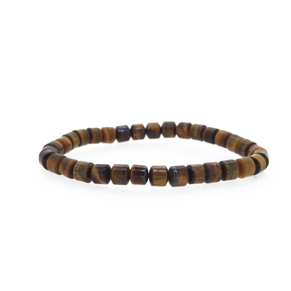 Tiger Eye Barrel (S) - Gaea | Crystal Jewelry & Gemstones (Manila, Philippines)