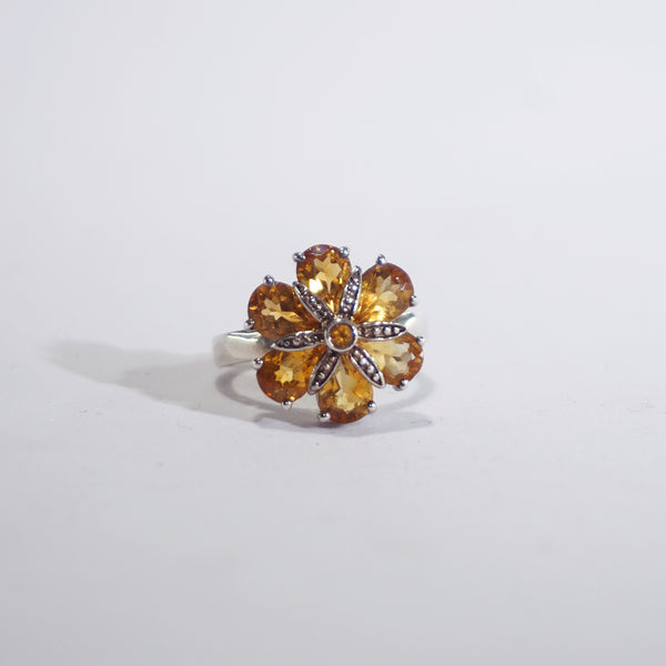 A-Grade Citrine Flower - Gaea | Crystal Jewelry & Gemstones (Manila, Philippines)
