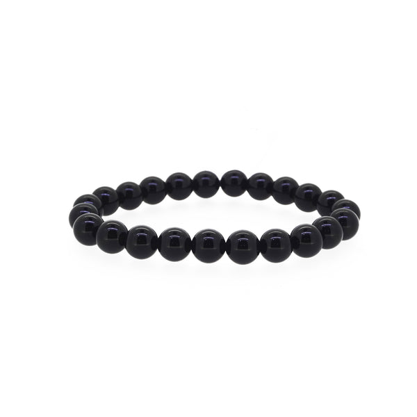 Black Onyx 8mm - Gaea | Crystal Jewelry & Gemstones (Manila, Philippines)