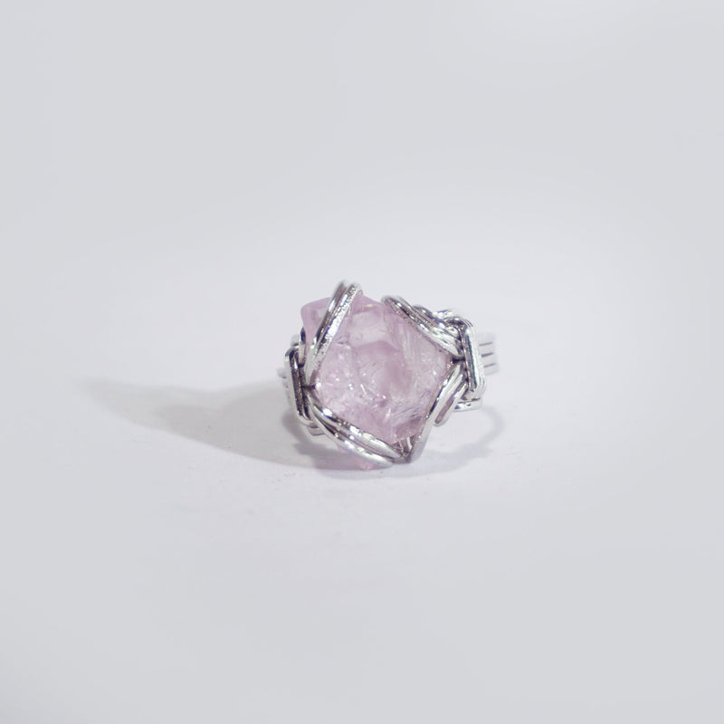 Raw Kunzite - Gaea | Crystal Jewelry & Gemstones (Manila, Philippines)