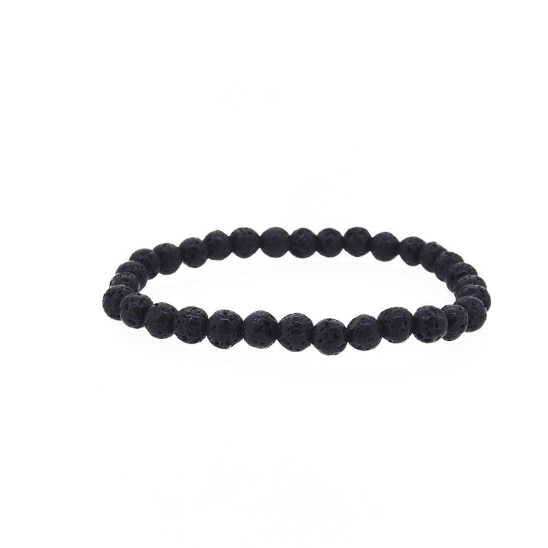 Lava Stone 6mm - Gaea | Crystal Jewelry & Gemstones (Manila, Philippines)