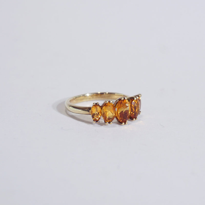 A-Grade Citrine Marquis - Gaea | Crystal Jewelry & Gemstones (Manila, Philippines)