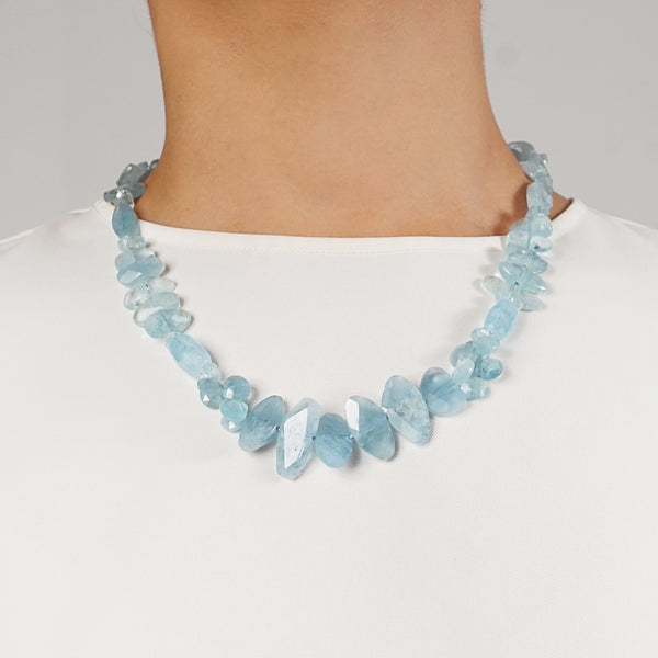 Aquamarine Assorted Shapes - Gaea