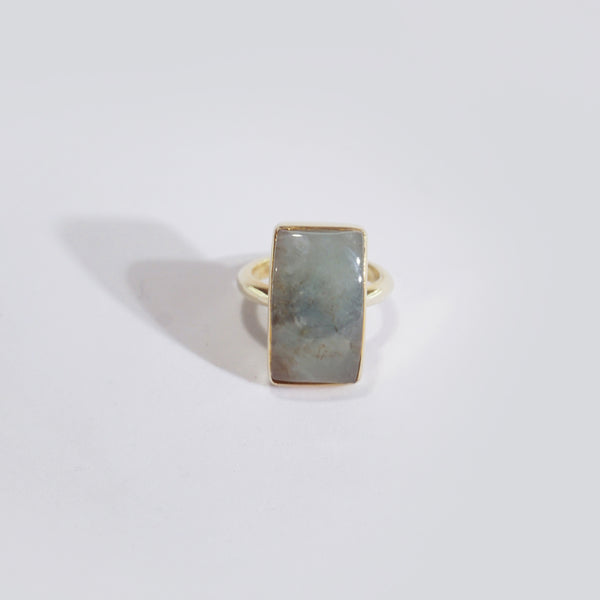 Burma Jade Rectangle - Gaea | Crystal Jewelry & Gemstones (Manila, Philippines)