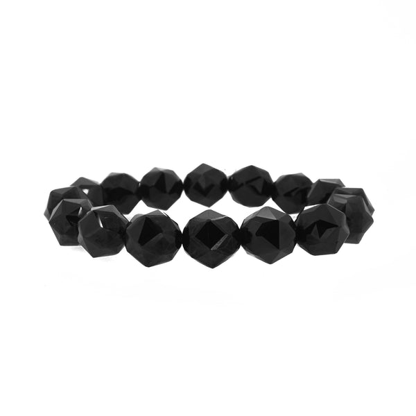 Black Spinel Faceted Star - Gaea | Crystal Jewelry & Gemstones (Manila, Philippines)