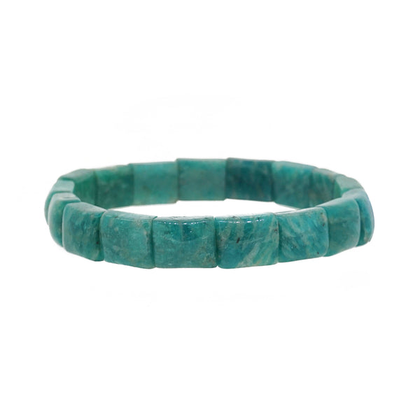 Amazonite Bangle (S) - Gaea | Crystal Jewelry & Gemstones (Manila, Philippines)