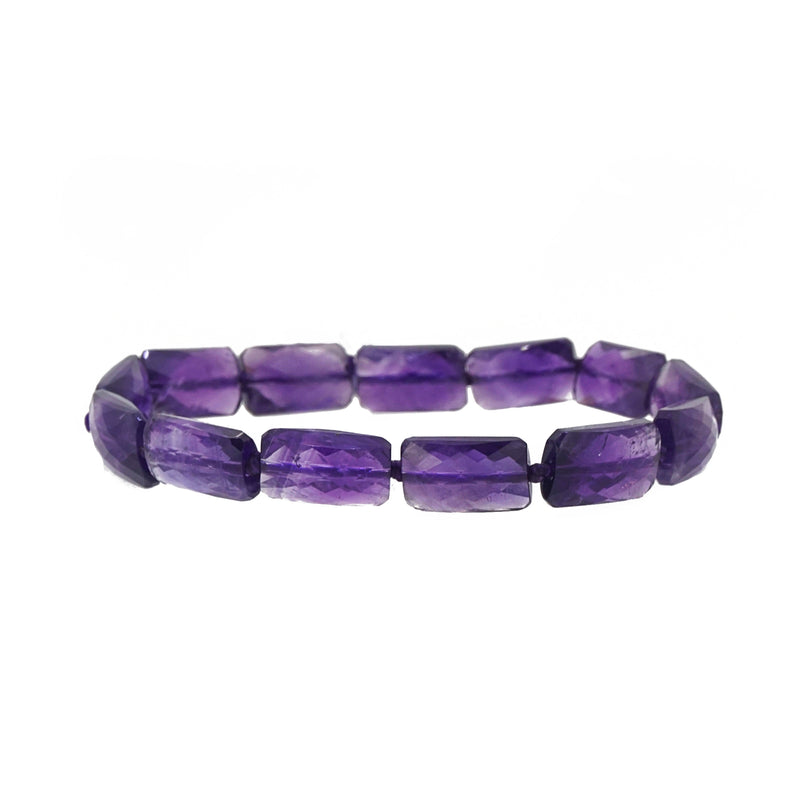 Amethyst Rectangle - Gaea | Crystal Jewelry & Gemstones (Manila, Philippines)