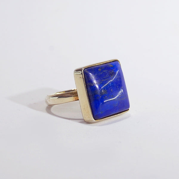 A-Grade Lapis Lazuli Square - Gaea | Crystal Jewelry & Gemstones (Manila, Philippines)