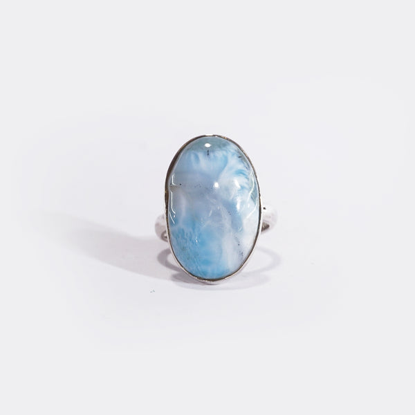 Larimar Oval - Gaea | Crystal Jewelry & Gemstones (Manila, Philippines)
