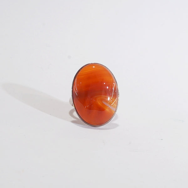 Carnelian Oval - Gaea | Crystal Jewelry & Gemstones (Manila, Philippines)
