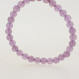 A-Grade Purple Chalcedony 6mm - Gaea | Crystal Jewelry & Gemstones (Manila, Philippines)