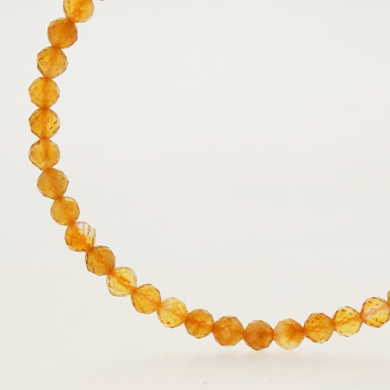 Citrine Faceted 4mm - Gaea | Crystal Jewelry & Gemstones (Manila, Philippines)