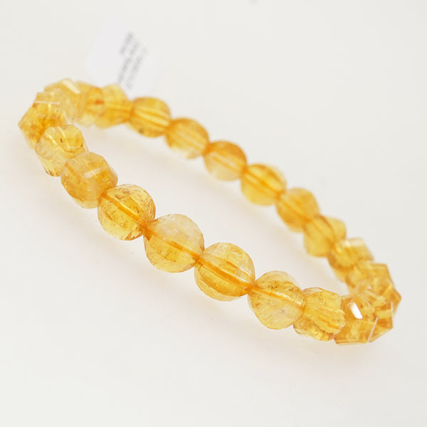 Citrine Faceted 8mm - Gaea | Crystal Jewelry & Gemstones (Manila, Philippines)