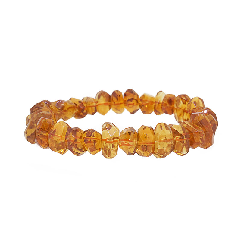 A-Grade Citrine Faceted Nugget - Gaea | Crystal Jewelry & Gemstones (Manila, Philippines)