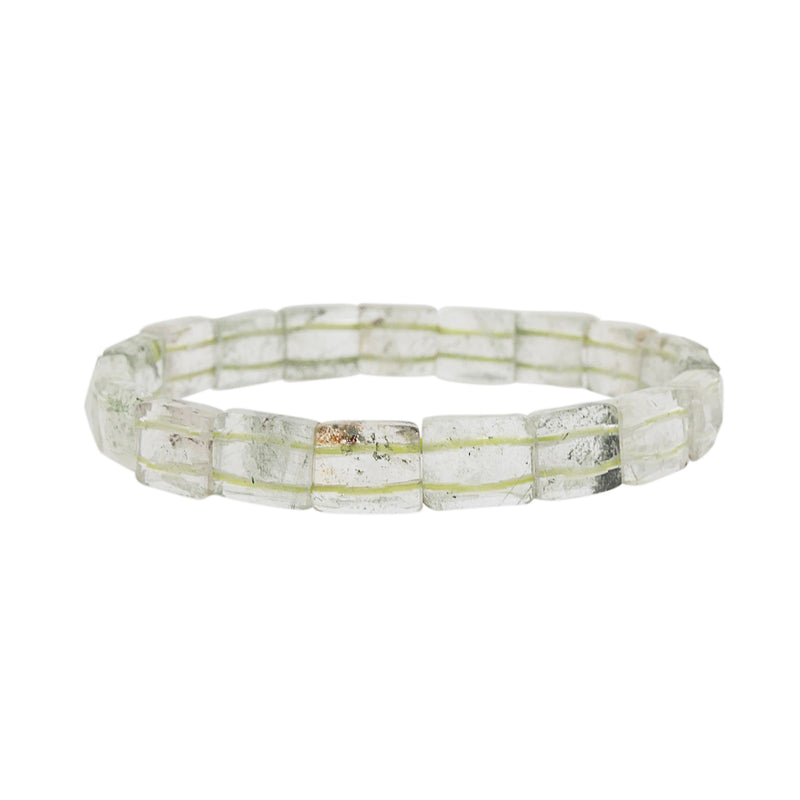 Garden Quartz Bangle (S) - Gaea | Crystal Jewelry & Gemstones (Manila, Philippines)