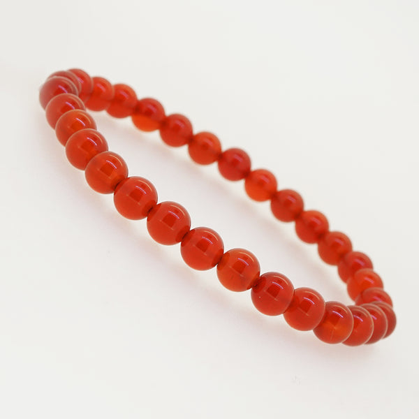 Red Agate 6mm - Gaea | Crystal Jewelry & Gemstones (Manila, Philippines)