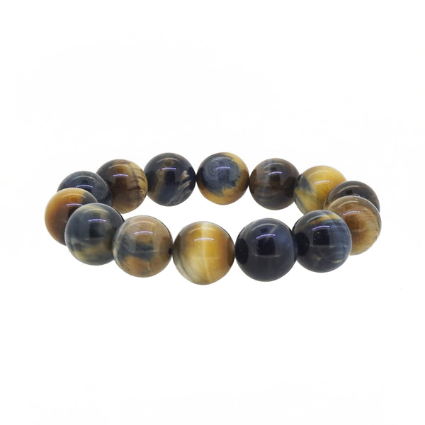 Blue and Golden Tiger Eye 14mm - Gaea | Crystal Jewelry & Gemstones (Manila, Philippines)