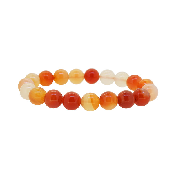 Carnelian 10mm - Gaea | Crystal Jewelry & Gemstones (Manila, Philippines)