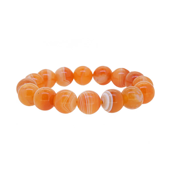 Carnelian 12mm - Gaea | Crystal Jewelry & Gemstones (Manila, Philippines)