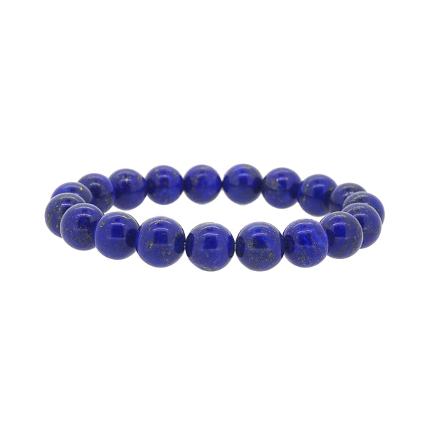 A-Grade Lapis Lazuli 10mm - Gaea | Healing Crystals and Gemstone Jewelry (Manila, Philippines)