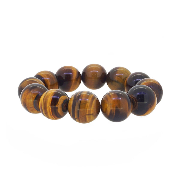 A-Grade Tiger Eye 18mm