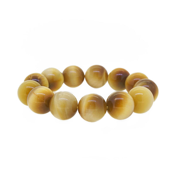 Golden Tiger Eye 16mm
