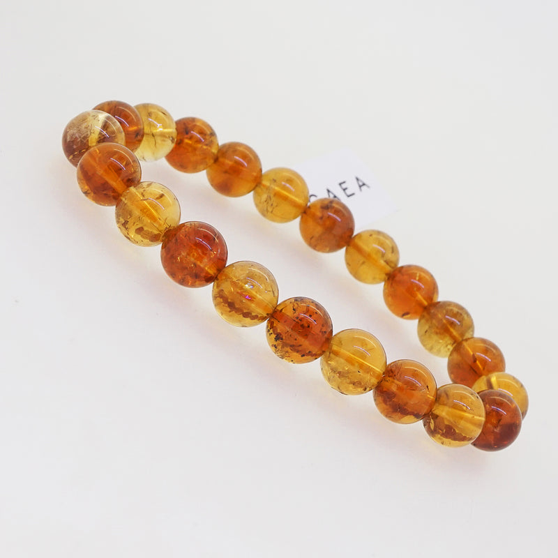 Namibian Citrine 9mm - Gaea | Crystal Jewelry & Gemstones (Manila, Philippines)