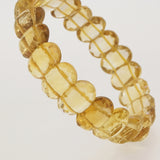 Citrine Oval Bangle (M) - Gaea | Crystal Jewelry & Gemstones (Manila, Philippines)