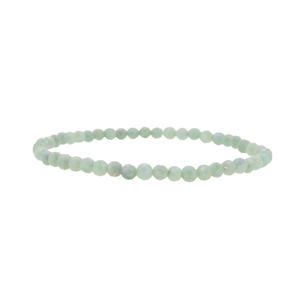 Burma Jade Faceted 4mm - Gaea | Crystal Jewelry & Gemstones (Manila, Philippines)
