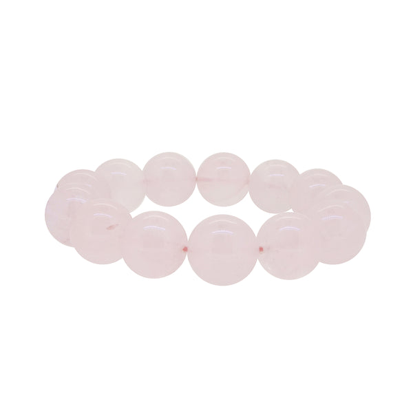 Rose Quartz 16mm - Gaea | Crystal Jewelry & Gemstones (Manila, Philippines)