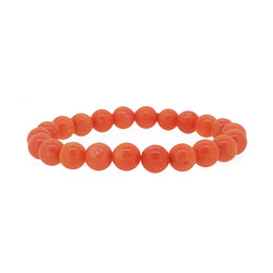 Japanese Coral 8.5mm - Gaea | Crystal Jewelry & Gemstones (Manila, Philippines)
