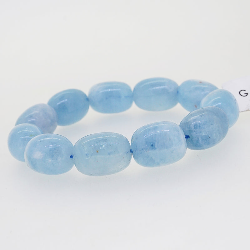 Aquamarine Tumble - Gaea | Crystal Jewelry & Gemstones (Manila, Philippines)