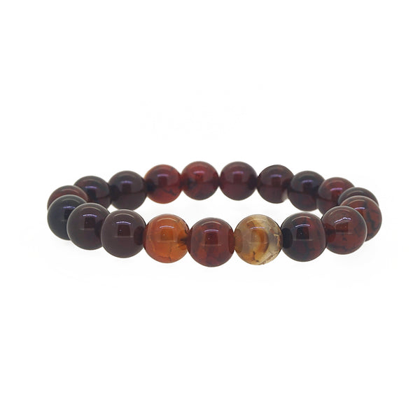 Brown Agate 10mm - Gaea | Crystal Jewelry & Gemstones (Manila, Philippines)