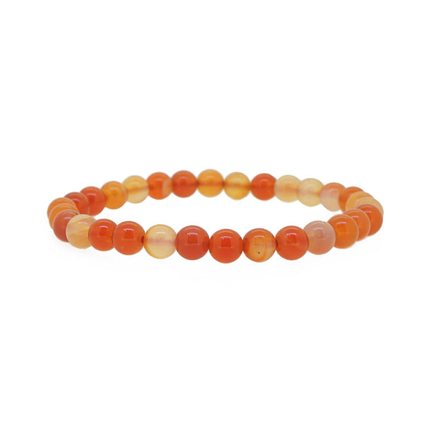 Carnelian 6mm - Gaea | Crystal Jewelry & Gemstones (Manila, Philippines)