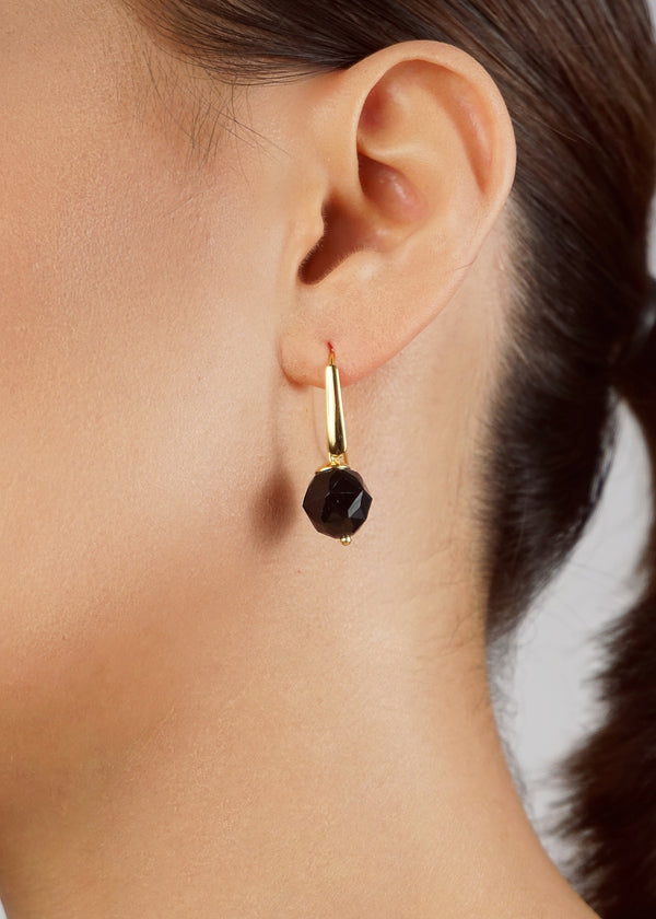 Black Spinel Faceted - Gaea | Crystal Jewelry & Gemstones (Manila, Philippines)