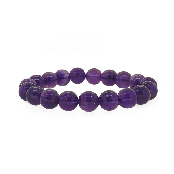 Amethyst 10mm - Gaea | Crystal Jewelry & Gemstones (Manila, Philippines)