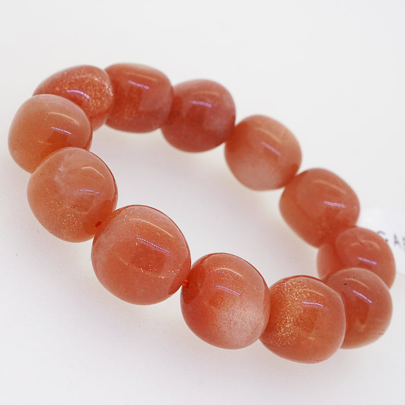 A-Grade Sunstone Tumble - Gaea | Crystal Jewelry & Gemstones (Manila, Philippines)