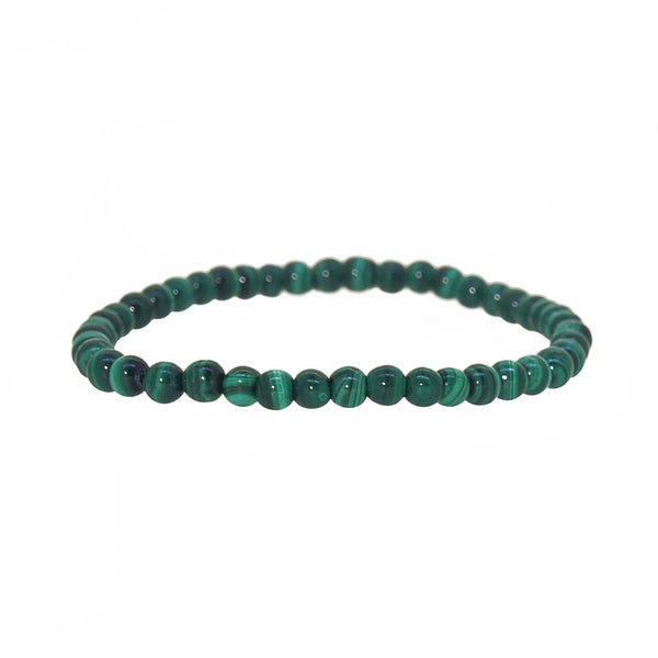 Malachite 4mm - Gaea | Crystal Jewelry & Gemstones (Manila, Philippines)