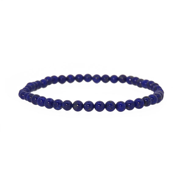 Lapis Lazuli 4mm - Gaea | Crystal Jewelry & Gemstones (Manila, Philippines)