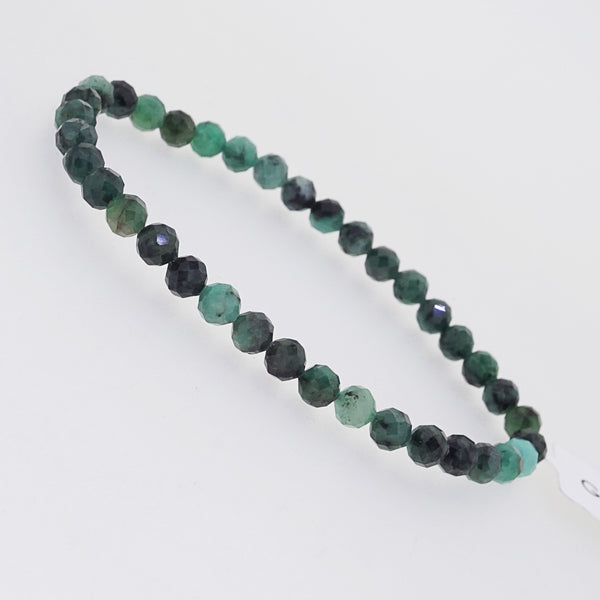 Emerald Faceted 5mm - Gaea | Crystal Jewelry & Gemstones (Manila, Philippines)