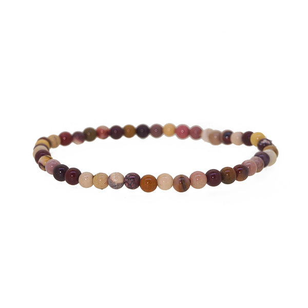 Mookaite Jasper 4mm - Gaea | Crystal Jewelry & Gemstones (Manila, Philippines)