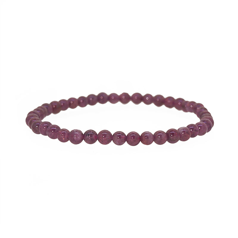Rhodolite Garnet 4mm - Gaea | Crystal Jewelry & Gemstones (Manila, Philippines)