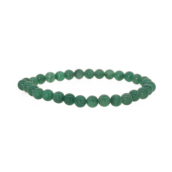 A-Grade Green Aventurine 6mm - Gaea | Crystal Jewelry & Gemstones (Manila, Philippines)