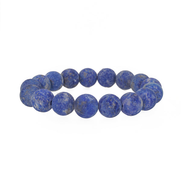 Matte Lapis Lazuli 12mm - Gaea | Crystal Jewelry & Gemstones (Manila, Philippines)