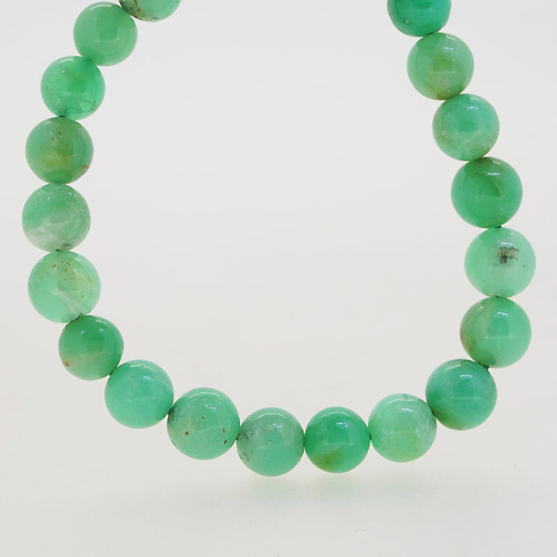Chrysoprase 8mm - Gaea | Crystal Jewelry & Gemstones (Manila, Philippines)