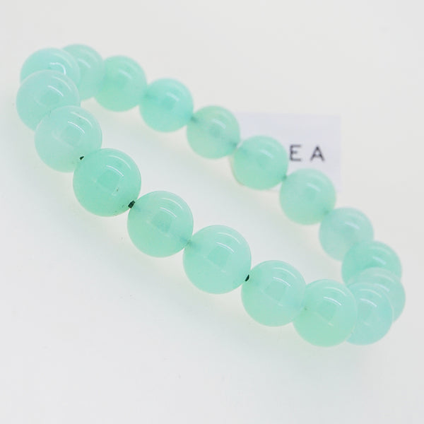 A-Grade Chrysoprase 10mm - Gaea | Crystal Jewelry & Gemstones (Manila, Philippines)
