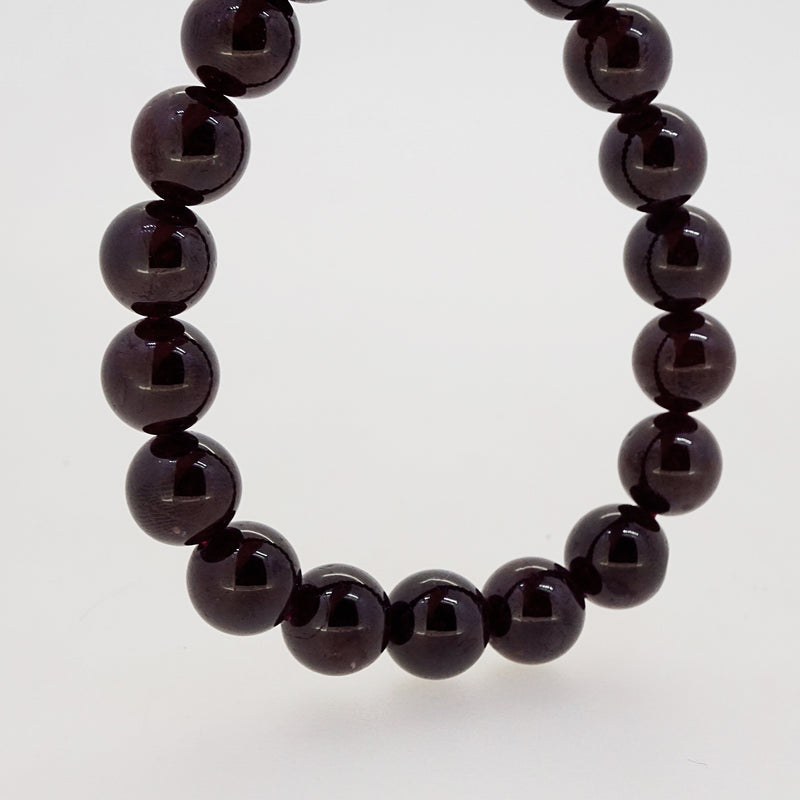 Rhodolite Garnet 10mm - Gaea | Crystal Jewelry & Gemstones (Manila, Philippines)